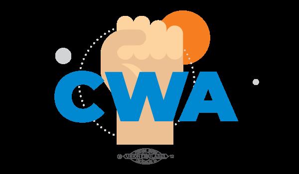 CWA Union Printshop in Los Angeles