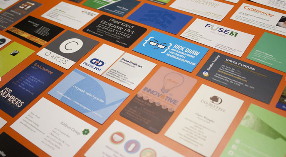 Top 5 Ways to Make Your Business Card Stand Out