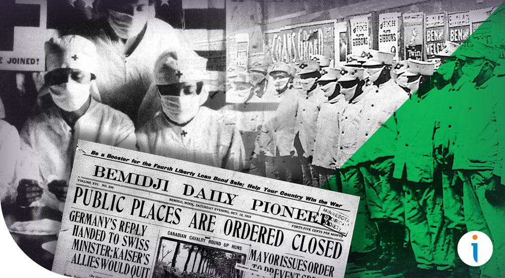 America Survived A Pandemic Over 100 Years Ago and Can Do It Again