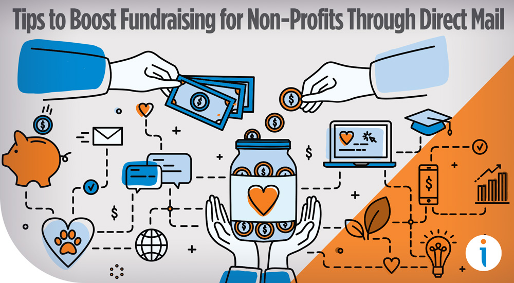Tips to Boost Fundraising for Non-Profits Through Direct Mail