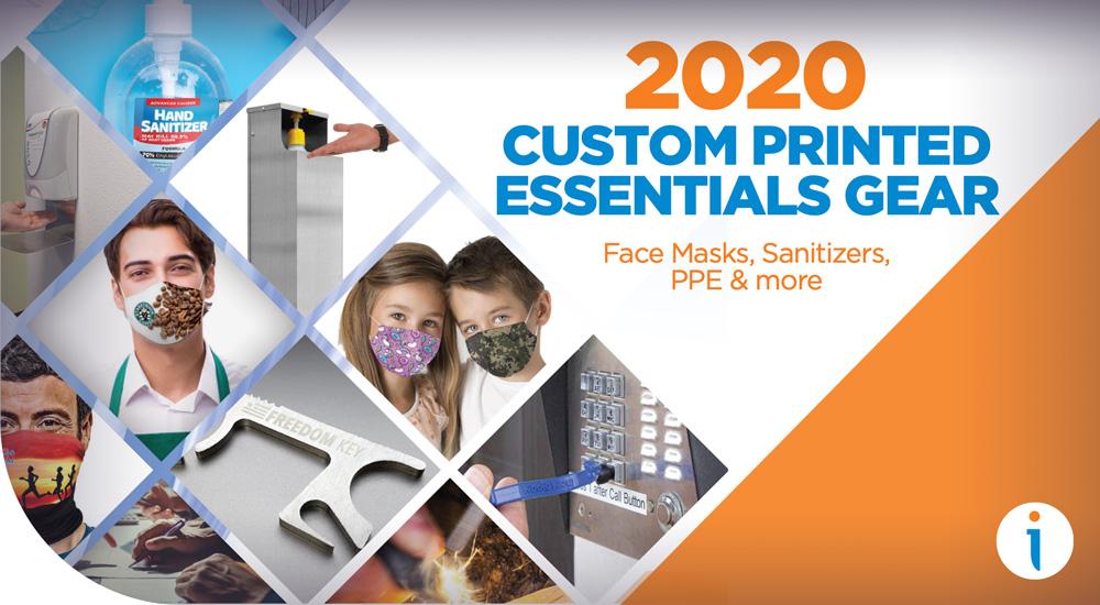 Top 6 Custom Printed Essential PPE Gear