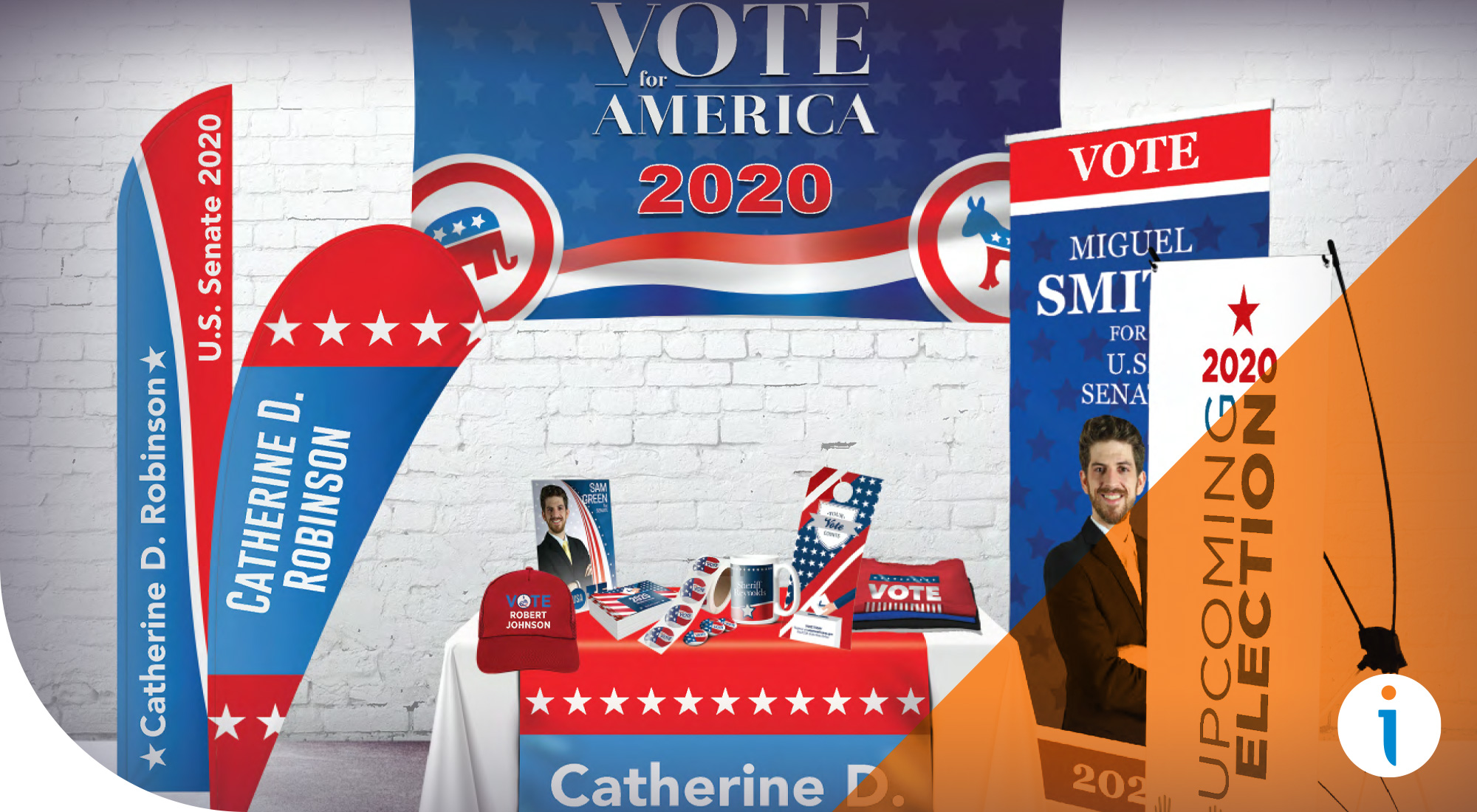 Why Your Political Campaign Needs to Partner with a Top Printing Company