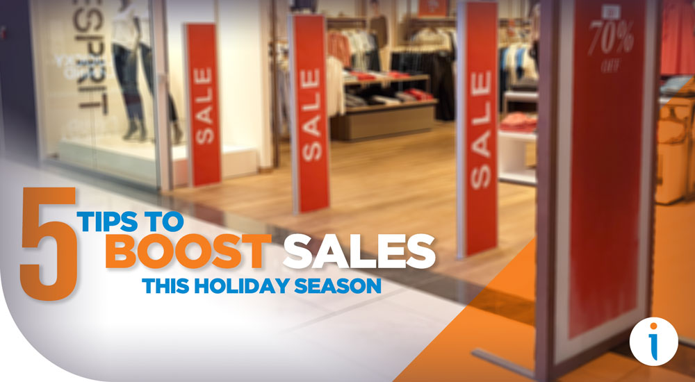 5 Easy Print Tips for Boosting Sales this Holiday Season