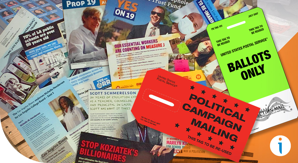 Direct Mail Plays Major Role in the 2020 Elections