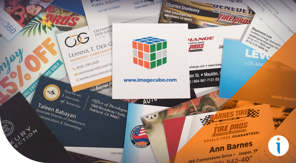 6 Unique Ways to Make Your Business Card Stand Out for the New Year