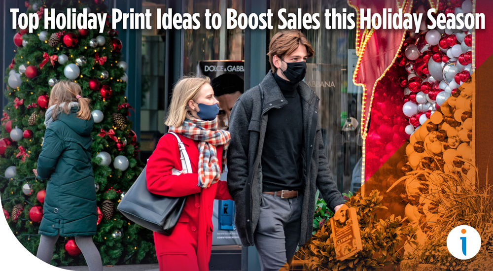 Top Holiday Print Ideas to Boost Your Sales this Holiday Season