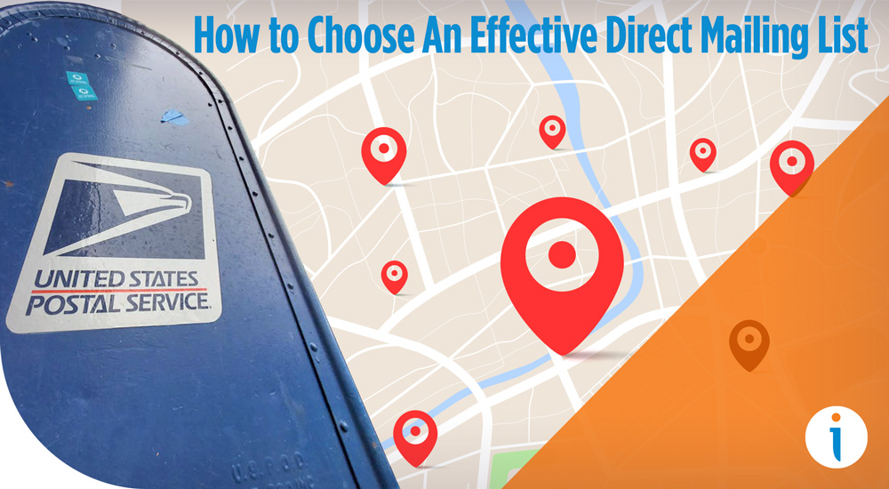 How to Choose An Effective Direct Mailing List