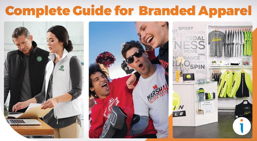 Complete Guide for Branded Apparel