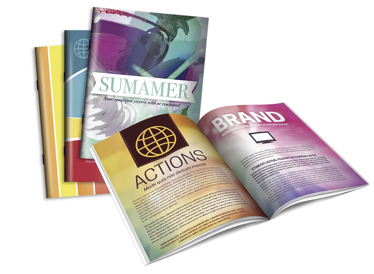 Marketing Materials Printing - Booklets & Catalogs