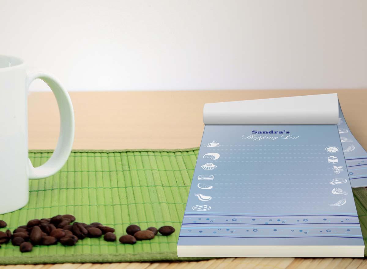 Marketing Materials Printing - Notepads